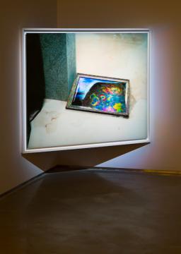 《苦抽象》120x150cm 收藏级喷墨打印 2019