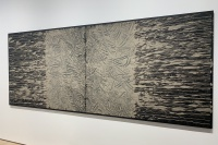 他从自然中走来 里森画廊(上海)带来理查德·朗个展