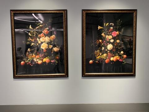 卢征远 《谎言》 170×140 摄影2件 2007