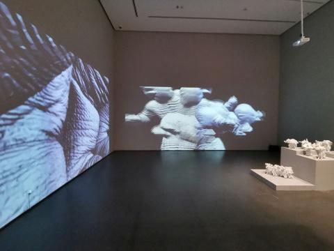 2019武汉国际创客艺术节之开合未来 艺术与科技结合的更多可能性
