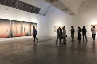 水墨中的理想精神境界 王舒野无差别观看再现东京画廊