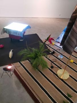 """""""三合一""""CLC画廊入驻798 首展带来""""金银岛之幻""""之旅"""