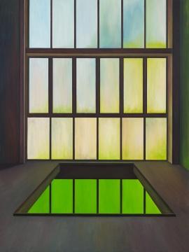 《时光》 200x150cm 布面油画 2019