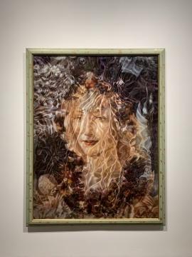 《花神》185x145cm 布面油画 2015