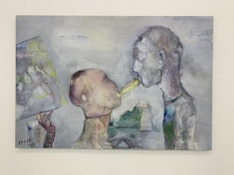 任小林 《警幻之境》 190×280cm 布面油画 2005