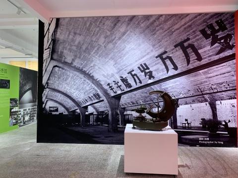 798迎国庆三展齐开 历史、建筑与艺术的华章
