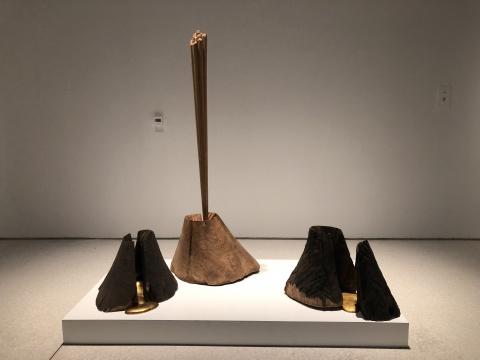 彭小佳 《山水雕刻》2012