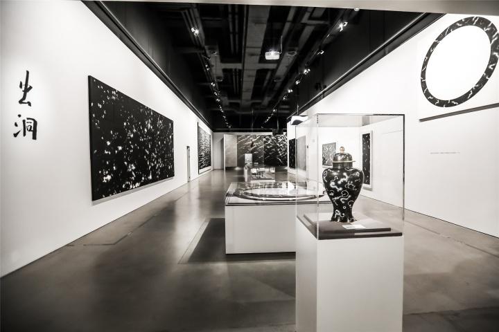 """陈琦个展""""格致:一个展示和理解的实验""""德基美术馆展览现场"""