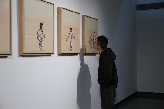 """""""三魂七魄"""" 杨诘苍在上海民生书写人性与爱"""