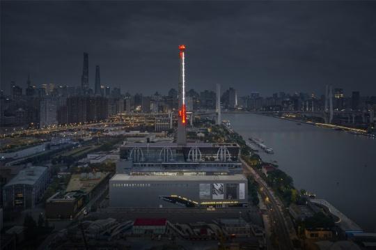 上海当代艺术博物馆外景