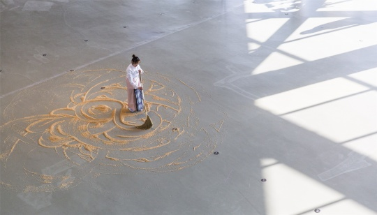 """第十一届上海双年展""""何不再问"""",2016年"""