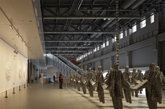 """第九届上海双年展""""重新发电"""",2012年"""