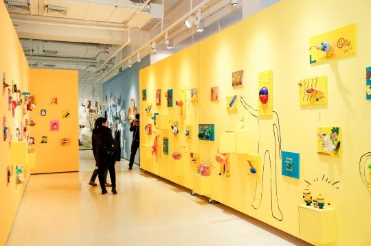 华熙国际时代美术馆少儿馆揭幕 用艺术点亮未来