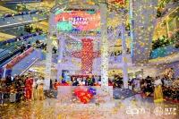 """""""破茧成蝶""""的""""心动""""   北京apm、NTP新城广场未来概念灯光艺术中国首展开启"""