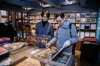 佳作书局与德国Taschen出版社合作,限量签名书展于798店开幕