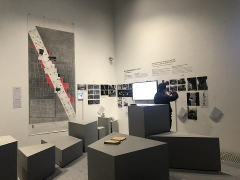 城中村自建房小组《西三村高架桥空间调查》2017-2019