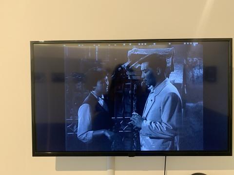 毛羽导演《球场风波》 1957年电影