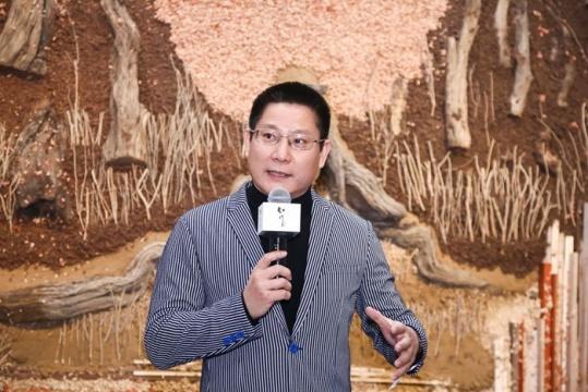 主持人、网易传媒副总编辑姚长盛