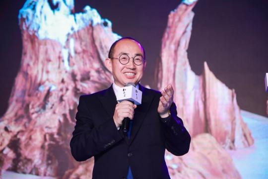 展览策划人之一、SOHO中国董事潘石屹