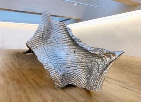 隋建国《云中花园》系列,光敏树脂3D打印,2014-2019