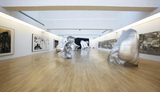 徐冰、隋建国、苏新平、刘庆和、展望作品集体亮相当代唐人艺术中心
