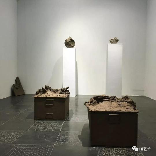 厉槟源《自然史》尺寸不定 雕塑 铸铜2019