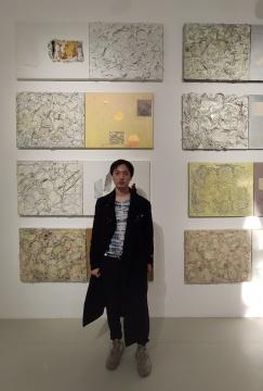 艺术家黄黎