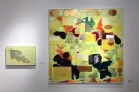 悲悯的温柔之力  黄黎个展《无间》亮相798墙MINI空间