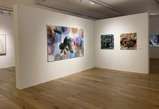 非凡仕艺术新年首展,四位女性艺术家的肆意对话