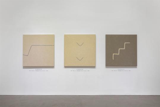 周豪个展亮相三远当代艺术中心:我不画任何东西,我只是画画本身