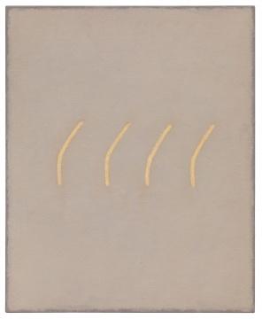 《O.191284-15》65x53x2cm 布面油画 2019