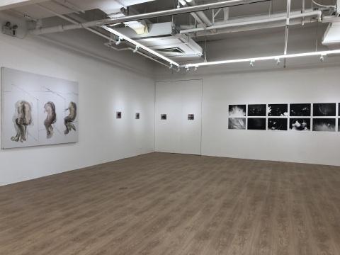 """新氧艺O2art新年首展""""2020""""现场"""