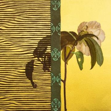 《関屋》 作品分类/Categories:版画/Aquatint艺术家/Artist:宫山广明/Hiroaki Miyayama 版数/Edition:15/150 尺寸/Size:47×48cm 年代/Year:1997-2006