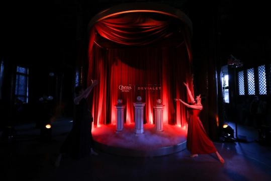 Devialet帝瓦雷携手巴黎歌剧院 声临其境呈现全新Phantom Reactor