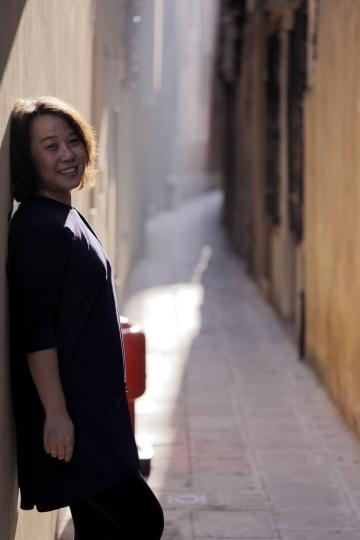 Laura(周晓雯)白立方亚洲区总监