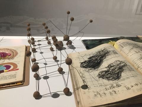 李玉双早期的创作模型