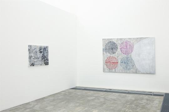 半封闭状态的草场地艺术区,香格纳画廊呈现余友涵7年来北京最大个展