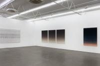 今格空间画廊周开展 沈忱演绎抽象里高度的秩序与理性