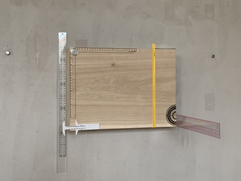 张正一《八角尖尖》48×44×42cm 2020