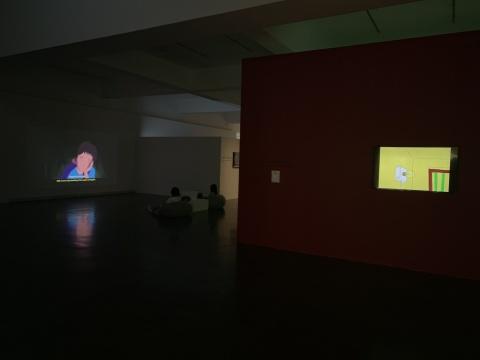 """中间美术馆2020年首展,看历史""""忍不住转身"""""""