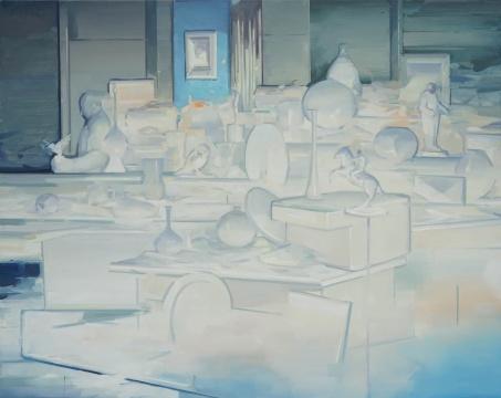《芒室》 210×170cm 布面油画 2016