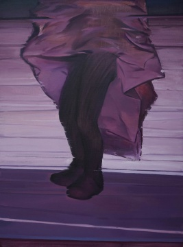 《蜂箱》 120×160cm 布面油画 2016