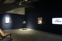 在木木美术馆,8位组藏家×1个人的房间,塔可,董大为,于吉,顾长卫,廖逸君,李明