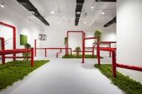 六位年轻艺术家在太湖畔霓美术馆,一场当代艺术与植物艺术跨界展,张钊瀛,潘子申,周林玮,崔译,王晨,徐子芸