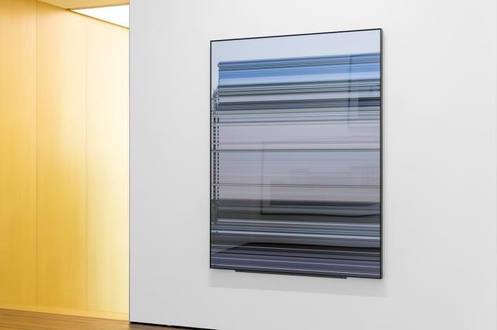 王国锋 《无题 No.3》 196×149cm 数码打印裱铝板 2017 (摄影:董林)