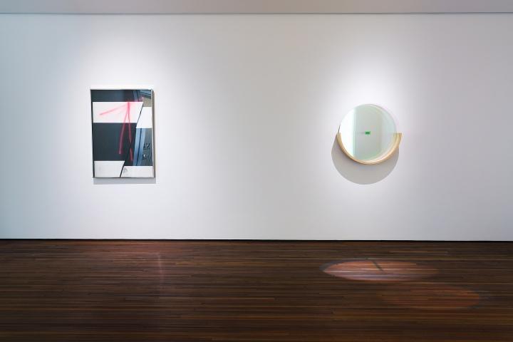 東京画廊+BTAP 志村姐弟作品 (摄影:李炳魁)