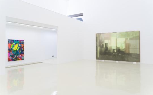 偏锋画廊夏季群展 一场中欧跨时空的对话