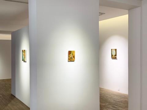 克里斯托弗·奥尔个展,HdM画廊北京空间展览现场