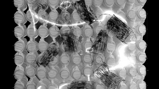 《白梦02》 100×72cm 艺术微喷 2020