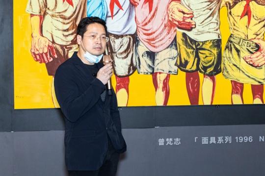山艺术-北京林正艺术空间负责人林正